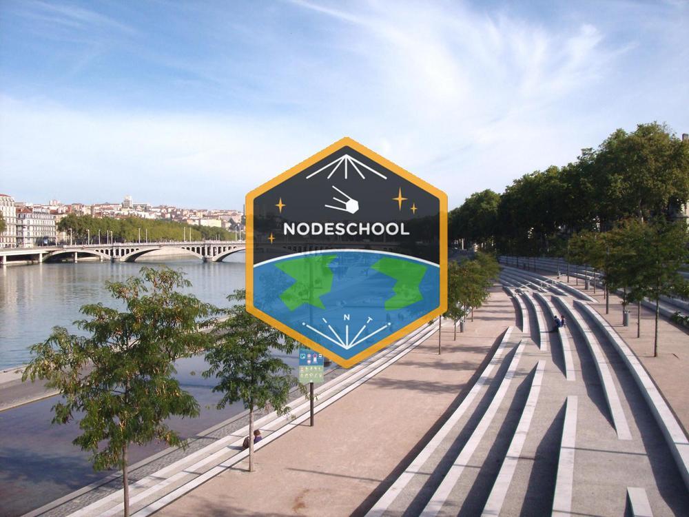 NodeSchool Lyon